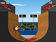 Extreme Taz Skateboard Halfpipe