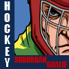 Hockey – Suburban Goalie
